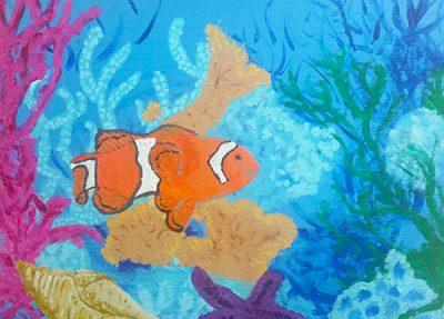 Student Art Nemo