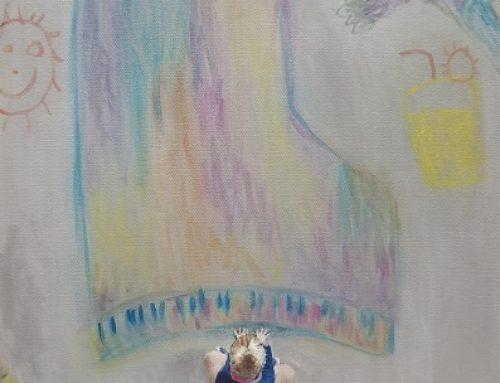Zoe's Sidewalk Sonata, Op. 8 No. 13